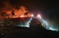Pożary we Francji. Turyści ewakuowani spod Saint Tropez