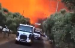 Pożary w Turcji. Zagraniczni turyści ewakuowani ze spustoszonych kurortów
