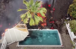 Erupcja wulkanu na La Palmie. 5000 osób ewakuowanych [WIDEO]