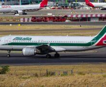 Ostatni lot Alitalii