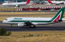 Alitalia przechodzi do historii